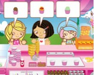 The ice cream parlour online